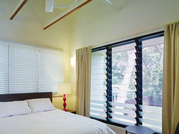 Cửa sổ nhôm kính chớp lật giúp đón được nhiều ánh sáng