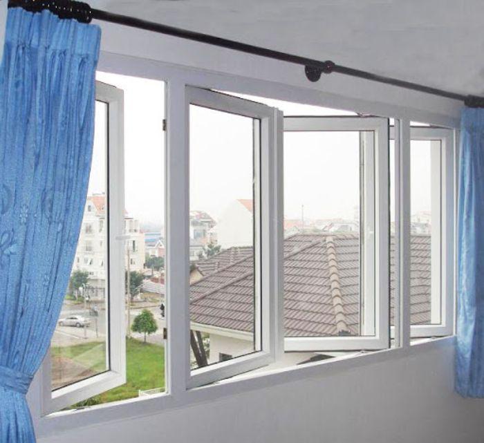 Cửa sổ nhôm kính hay được lựa chọn là do chúng vừa rẻ mà chất lượng lại tốt