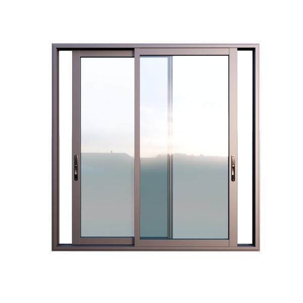 Mẫu cửa sổ nhôm kính 2 cánh - 6