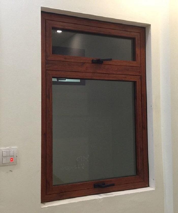 mẫu cửa sổ nhôm kính 1 cánh đẹp 7