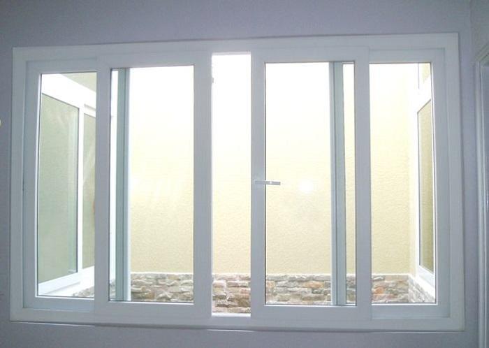 Mẫu cửa sổ nhôm kính trượt, lùa - 8
