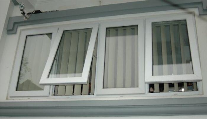 Một số mẫu cửa sổ mở lật làm từ nhôm kính khác cho bạn tham khảo