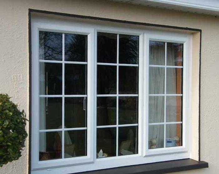 Cửa sổ sắt lùa giúp tiết kiệm diện tích của căn nhà