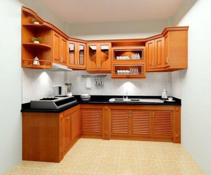Tủ bếp của ADV Constructions có rất nhiều mẫu mã khác nhau