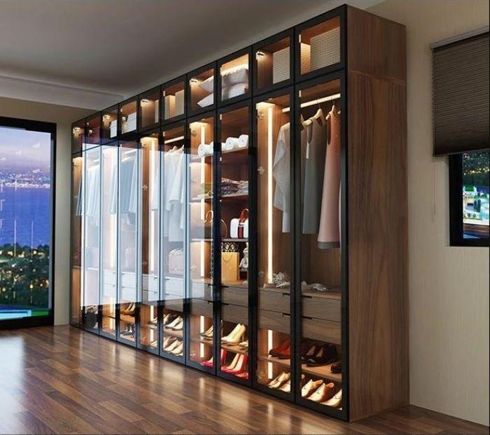 Cơ sở của ADV Constructions có khá nhiều mẫu thiết kế tủ nhôm kính đẹp