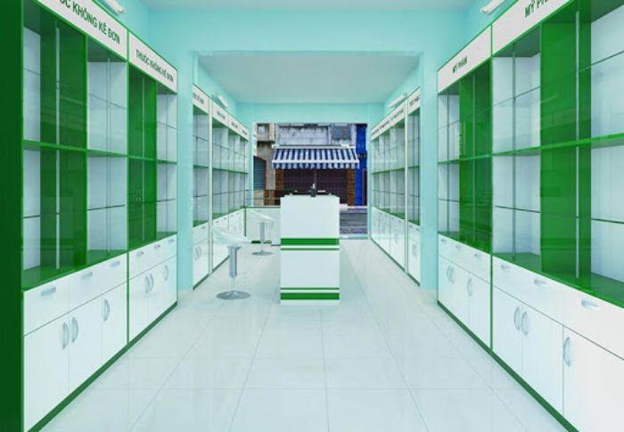 Tủ thuốc nhôm kính có mẫu mã đẹp