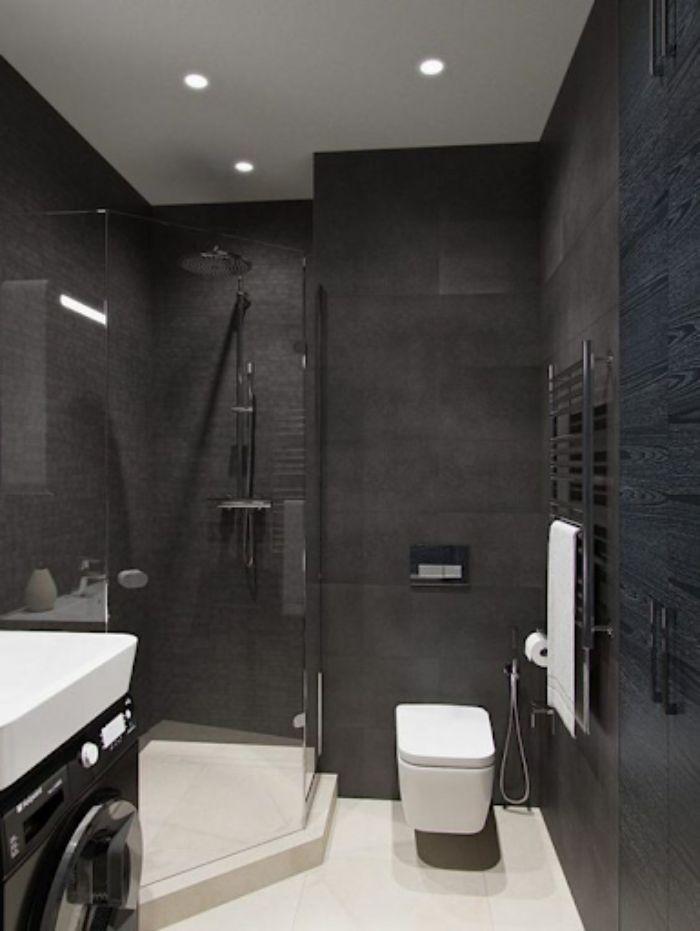 Phòng tắm kính 135 độ được làm từ kính cường lực dày 10mm