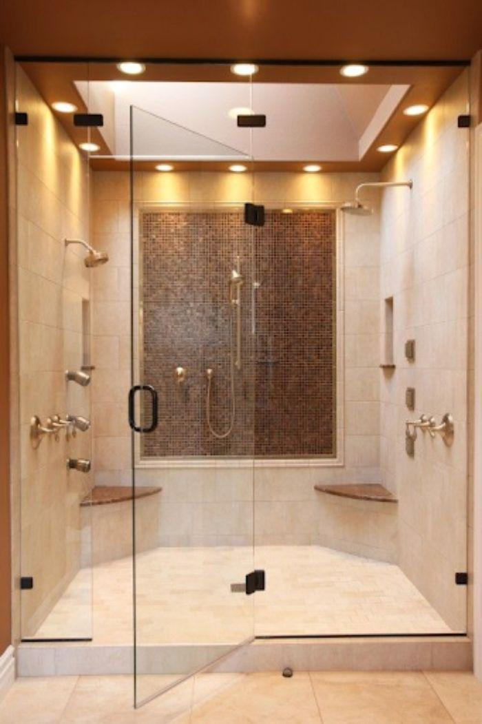 Phòng tắm kính fendi có độ bền cao