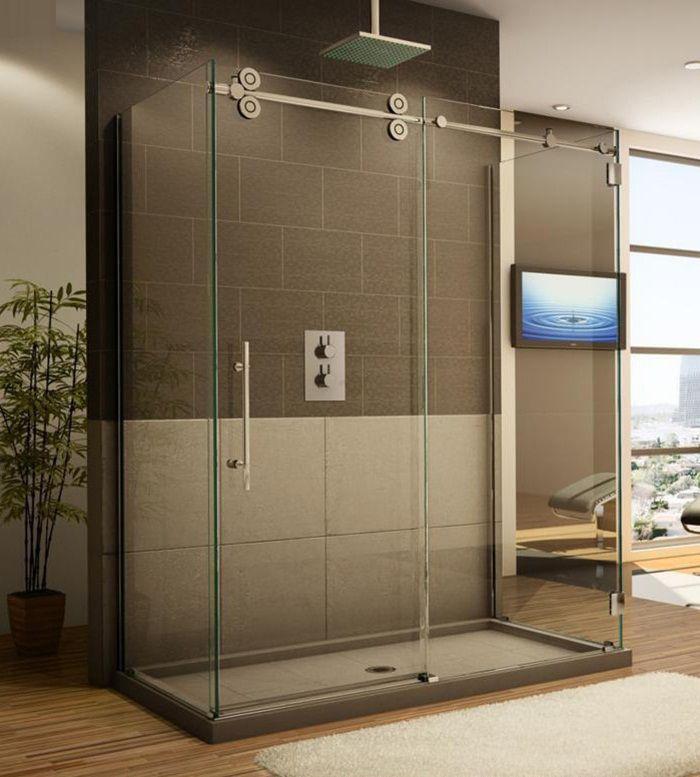 Phòng tắm kính lùa tại ADV Construction có giá cực tốt