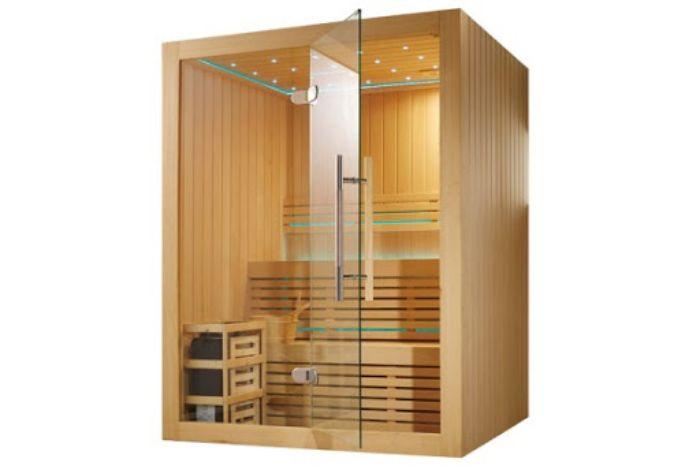 Phòng tắm xông hơi mini tại nhà