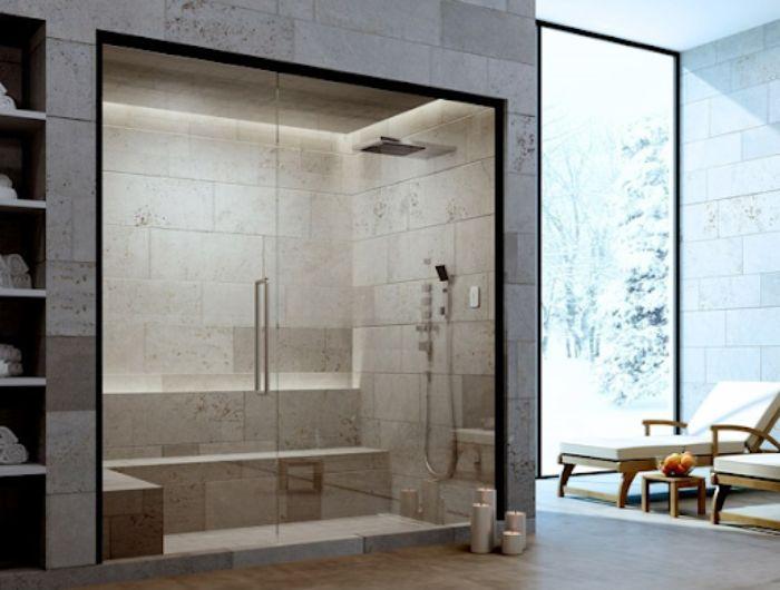 Phòng tắm xông hơi ướt cao cấp