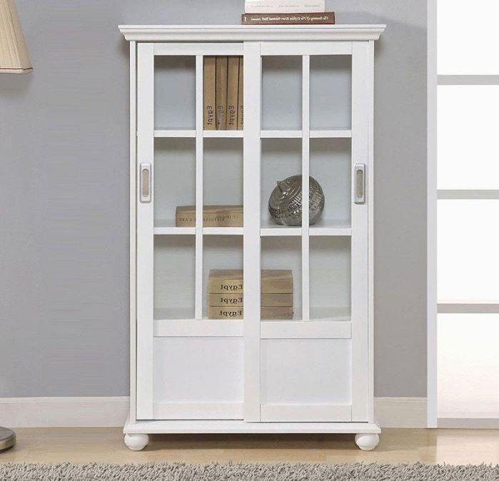 Tủ sách nhôm kính được thiết kế để có thể chịu được một khối lượng lớn