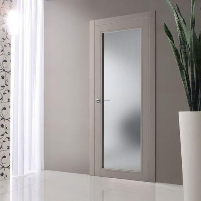 Cửa nhôm kính phòng ngủ có độ bền, cách âm cách nhiệt tốt