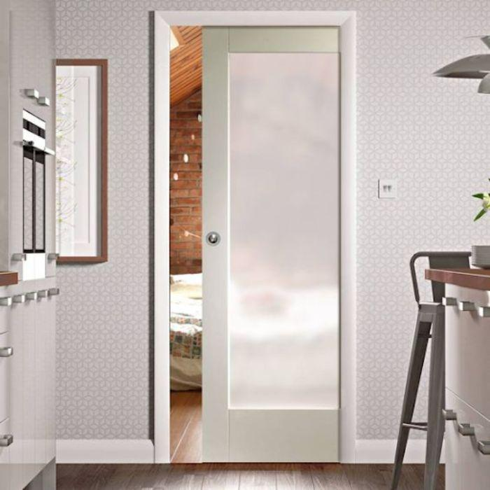 Cửa phòng ngủ một cánh chuẩn kích thước