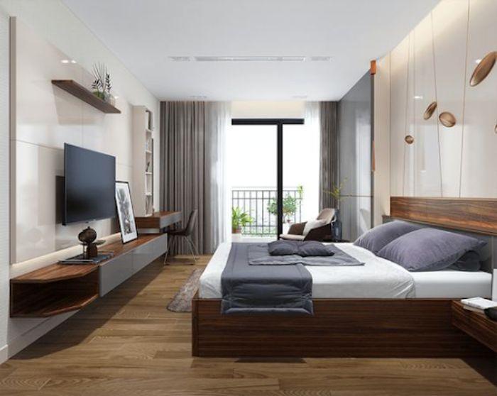 Phòng ngủ dù lớn cũng chỉ nên bố trí tối đa 2 cửa sổ