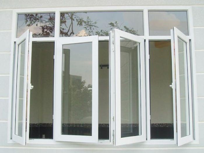 Hệ thống cửa sổ nhôm Xingfa với kích thước ô chờ cửa lớn