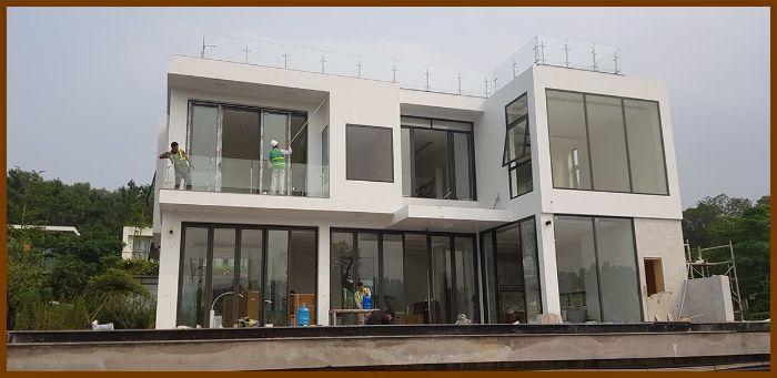 ADV Construction là đơn vị chuyên thiết kế và thi công các sản phẩm từ nhôm kính cao cấp