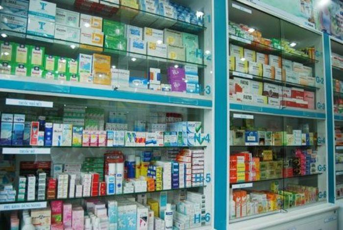 Tủ thuốc giúp việc sắp xếp thuốc được khoa học, dễ dàng tìm kiếm