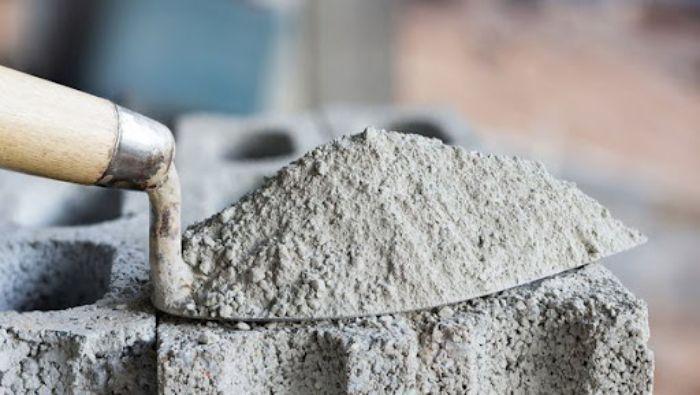 Xi măng trộn với bột silic hữu cơ giúp khắc phục tình trạng thấm nước cửa kính