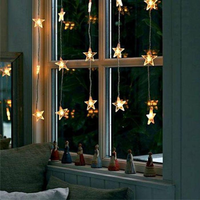 Không khí Noel trở nên ấm áp với những chiếc đèn led xinh xắn