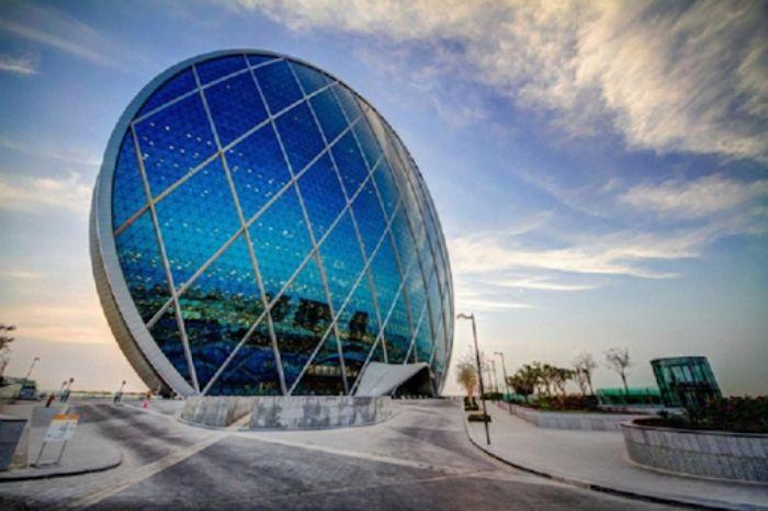 Tòa nhà Aldar Aldar, Abu Dhabi