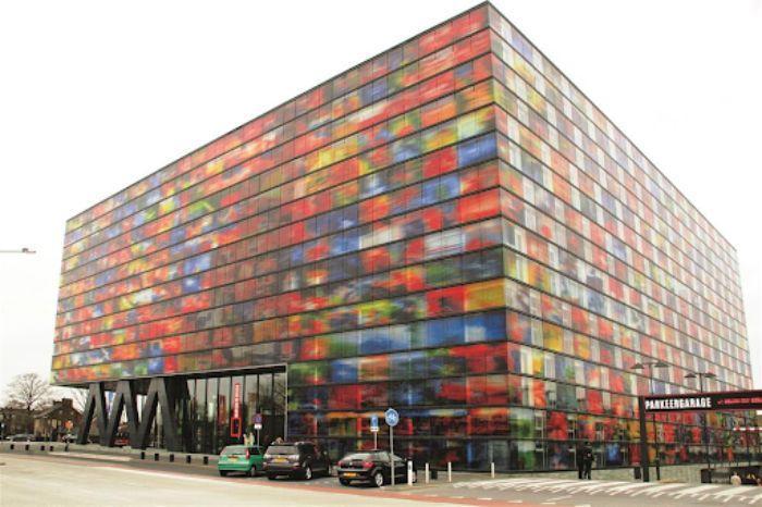 Viện âm thanh và Tầm nhìn Hà Lan tọa lạc tại Hilversum