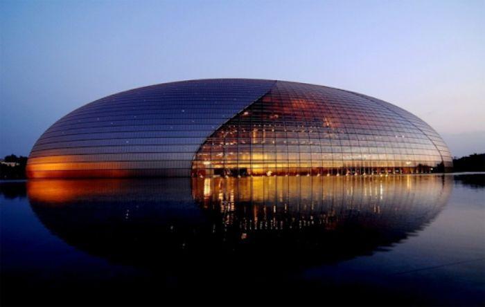 Tham quan Nhà hát lớn Quốc gia ở Bắc Kinh – Trung Quốc